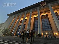 中外嘉宾盛装欢聚人民大会堂 为中国解放军庆生