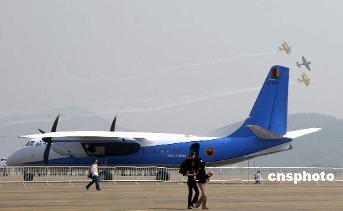 中国造新舟60客机销售破百新签20架大单(图)
