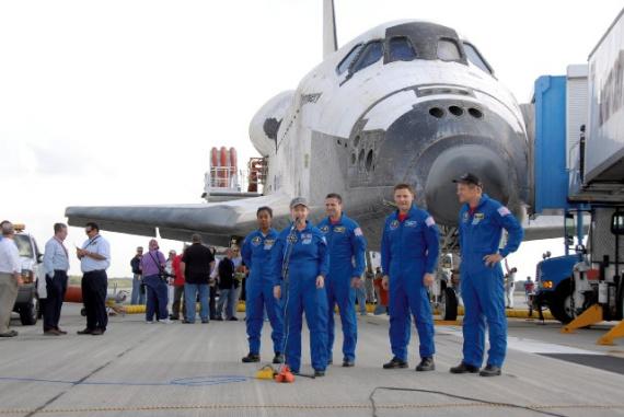 美国航天飞机退役导致1000多名技术人员被裁