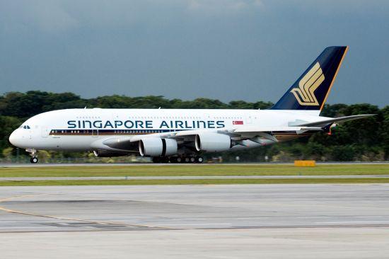 新加坡航空A380客机7月1日起执飞洛杉矶航线