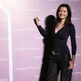 国际名模姜培琳