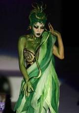 妖媚缠绵的蛇女