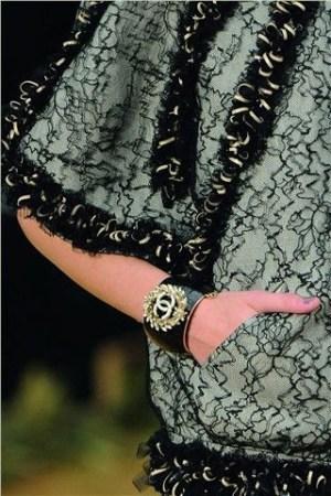 Chanel麦穗主题饰品系列 ―― 麦穗手镯