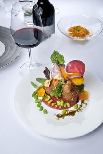 世博让人么认识优雅的法餐文化