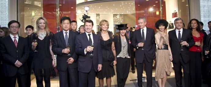 Dior上海恒隆广场旗舰店盛大开幕