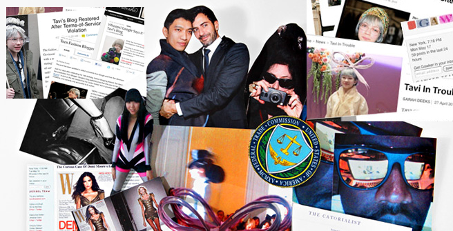 Style.com点评全球时尚博客史十六个伟大瞬间