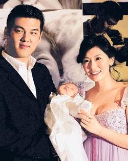 孙志浩、贾静雯、女儿曾经幸福的一刻