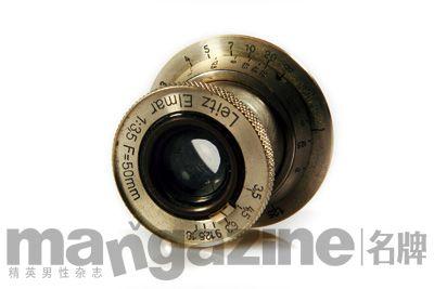 徕卡经典相机镜头展示