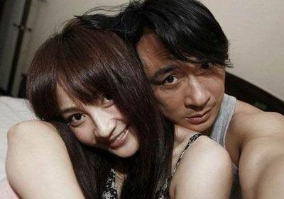 吴镇宇和姚迪图片