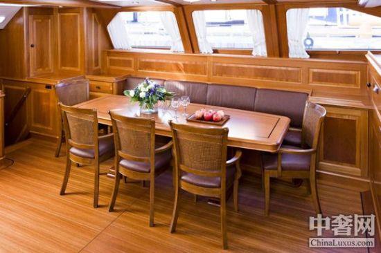 游艇室内设计