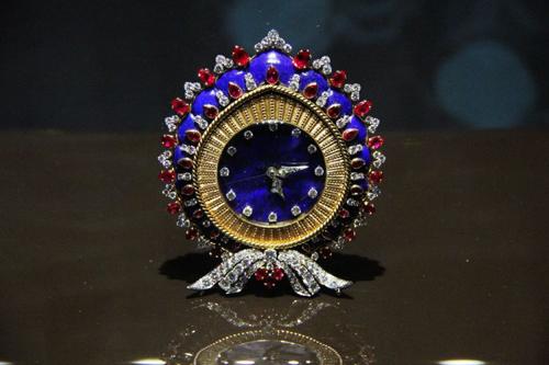 宝格丽珠宝钟表