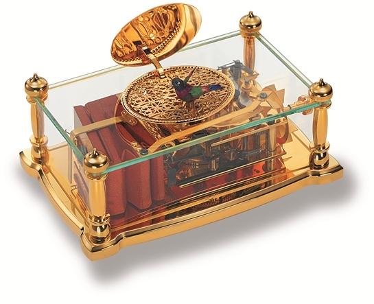 全心制作最精良的圆筒八音盒,鸣鸟音乐盒和音乐怀表.