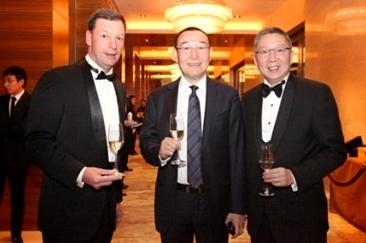 北京香港马会会所2011会员慈善酒宴成功举办,会员中包括白塔酒庄