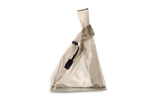Jil Sander 灰色购物袋