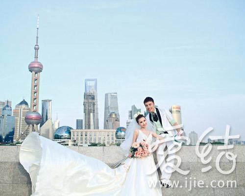 外滩是上海的著名经典
