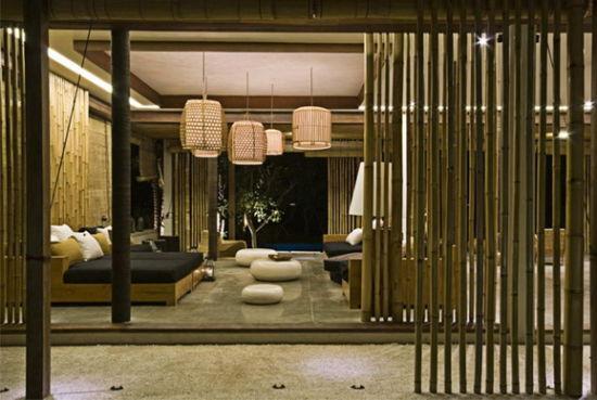 古朴的室内设计
