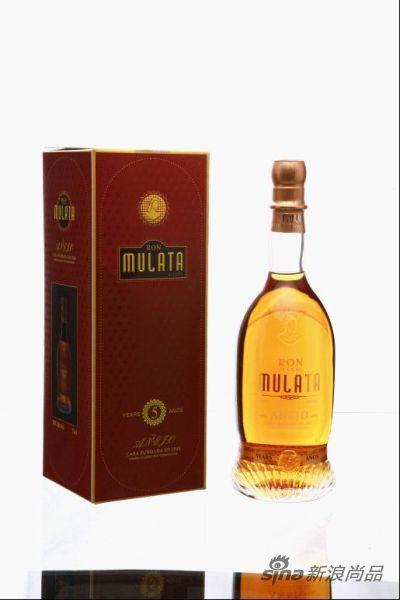 慕兰潭(Mulata)朗姆酒