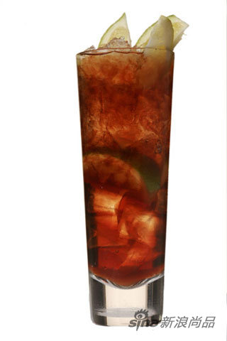 长岛冰茶 Long Island Iced Tea
