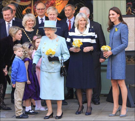 凯特王妃的王室生活