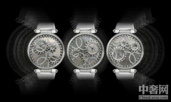 卡地亚Temps Moderne de Cartier腕表