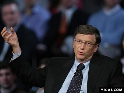 No.6 �ȶ�Ǵ�Bill Gates