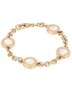 Bulgari珍珠母贝手链