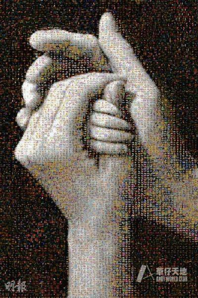 一向作风低调的刘德华选择以一家三口的合手照跟歌迷分享,可见一个月大的小龙女手指细长。