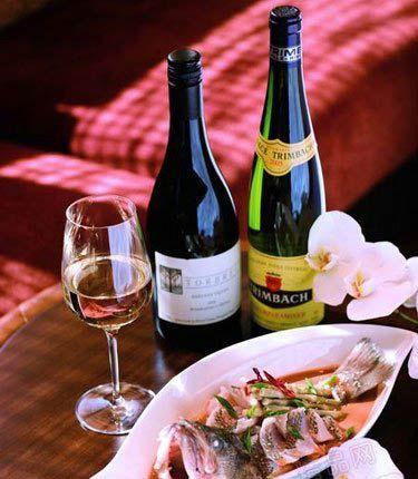 葡萄酒配菜