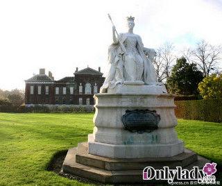 肯辛顿皇宫的戴安娜故居