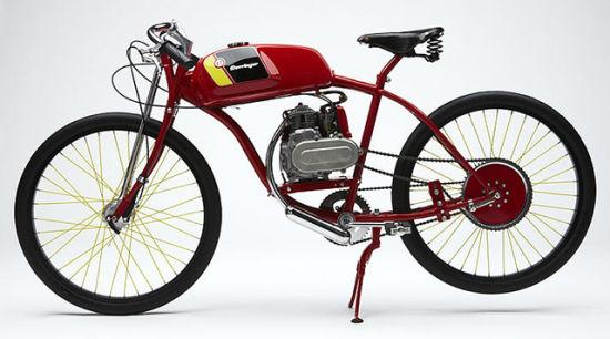 车评网  DerringerCycles复古式摩托车