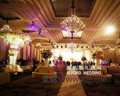 婚庆大厅设计图