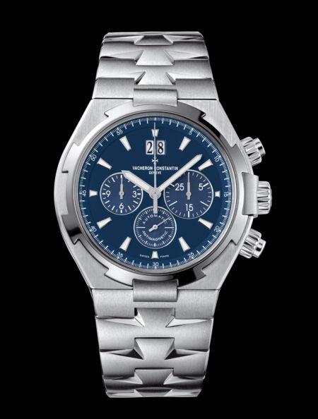 腕表搭载江诗丹顿(Vacheron Constantin)1137型号自动上弦机械计时机芯