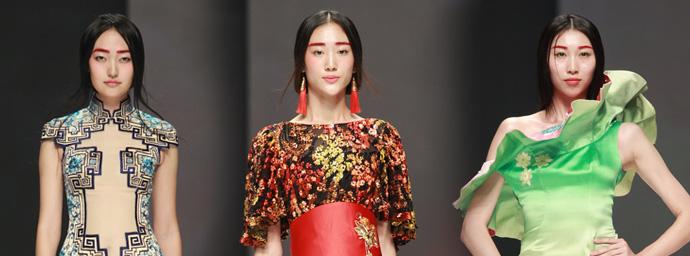 2013春夏中国国际时装周NE-TIGER高级华服发布会