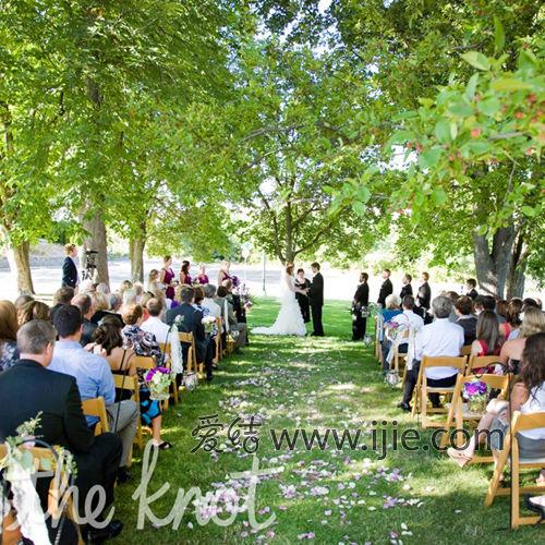 欧式婚礼布置:西班牙风格的优雅浪漫