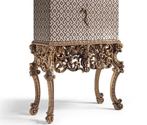 巴洛克风格古典华丽家具