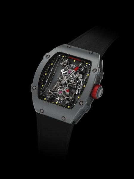 RM 27-01陀飞轮腕表