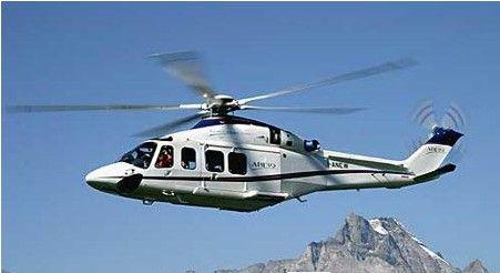 AW139型直升机(资料图片)