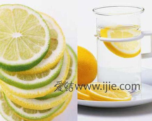 柠檬蜂蜜水的美白作用