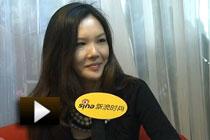 对话美女设计师金磊