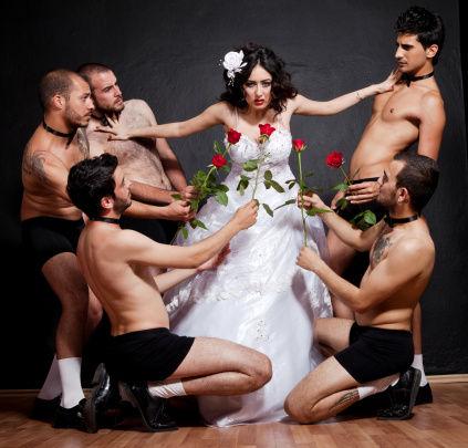 天生万人迷 5种女人最有异性缘