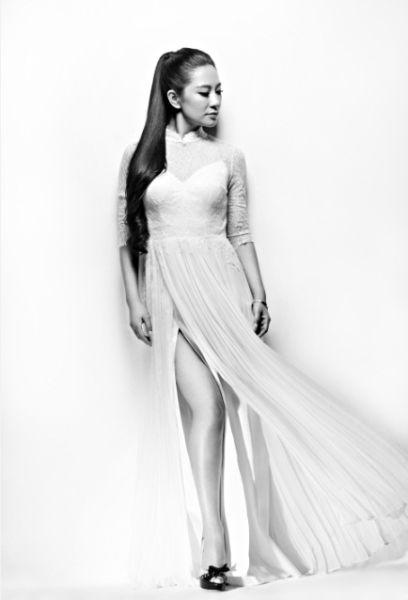 婚纱设计师兰玉