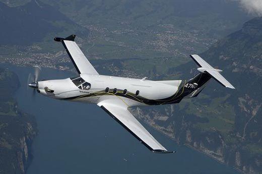 皮拉图斯性能最强的飞机:PC-12 NG