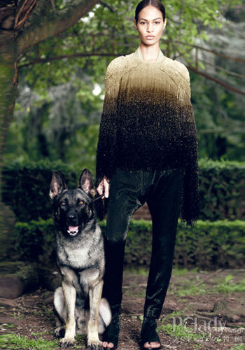 Givenchy 2012秋冬高级定制系列