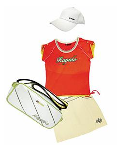 看奥运必备:浅色网球裙最应景