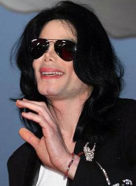 2006年47岁的迈克尔 杰克逊