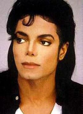 1987年29岁的迈克尔 杰克逊