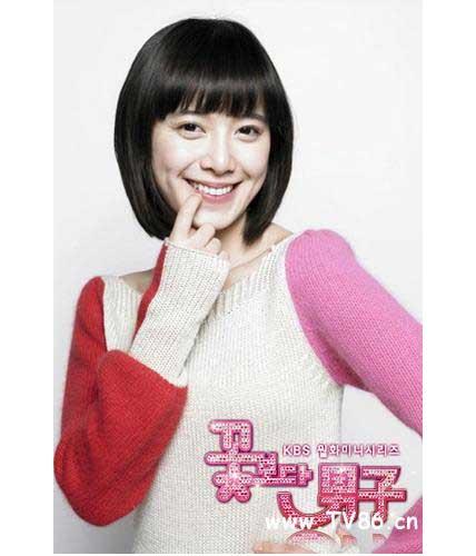 超短发人气女主角最喜欢的6款人气韩剧给发型理一个青春串词图片