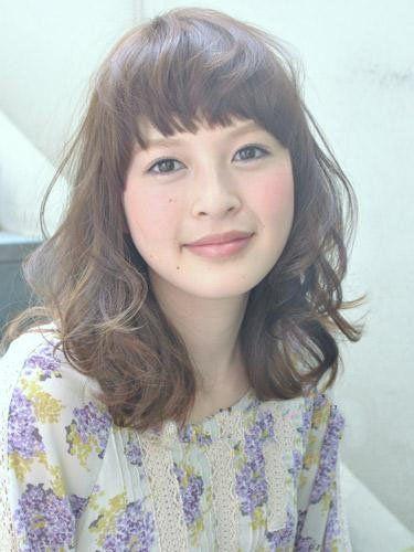 日系中长发 萌女小可爱必备(组图)