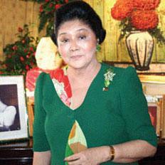 菲律宾前第一夫人伊梅尔达