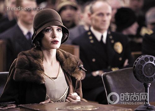 Angelina Jolie出演的电影《The Changeling》剧照